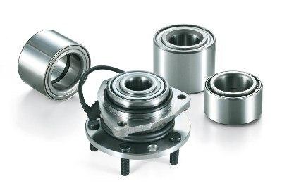 Bearing hub assembly