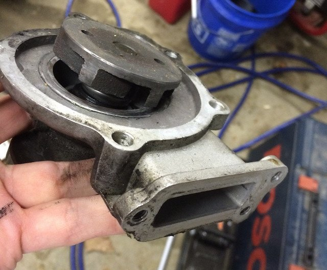 Pump fail bad pump