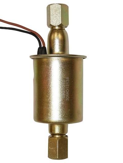 solenoid fuel pump